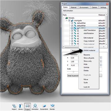 fibermesh_tutorial_keyshot_rendering_step_2