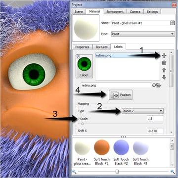 fibermesh_tutorial_keyshot_rendering_step_4