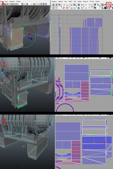 Creating A Next-Gen Boiler Model Using Maya