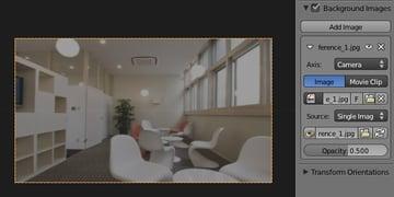 Arch-Viz Modeling An Interior Scene In Blender Tutorial
