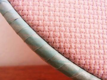 Washi Hoop Detail