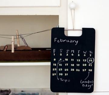 calendar tutorial- what you'll make 4
