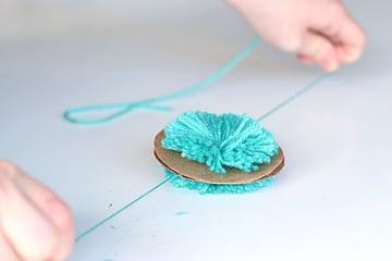 step9c-wrap the pom pom