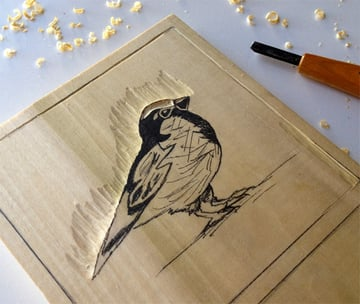carve out the design
