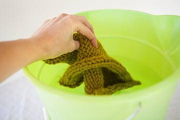 Block Knitting Submerge