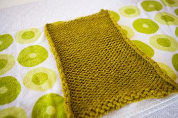 Block Knitting Shape