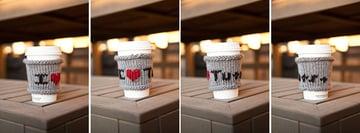 Coffee Cozy Tutorial