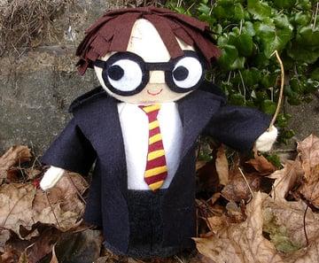 Harry Potter Doll Tutorial