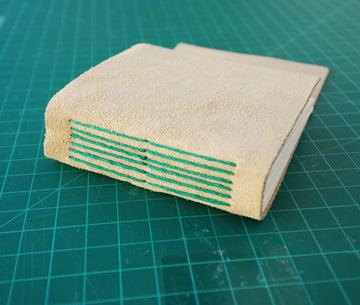 finished binding