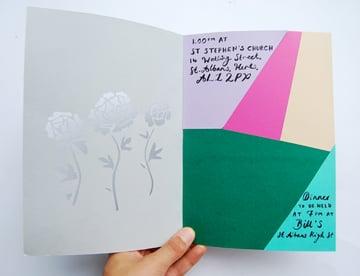 paper-cut-invite-inside-calligraphy