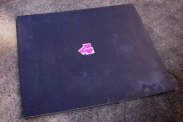 Chalkboard Setup