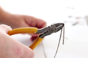 16-key chain-cut chain