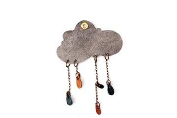 20-key ring-drops on cloud