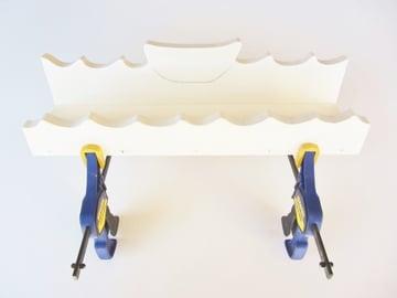 Boat Shelf Clamping Marking