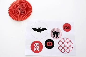 halloween-paper wheel23