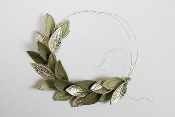 tie-leaves