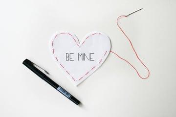 Step 5 Sweet Valentine Sachets by Kitiya Palaskas on Crafttuts+
