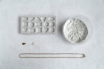 Pastel Gemstones materials