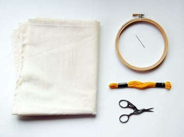 French Knot Supplies
