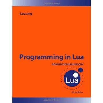 Programming in Lua Third Edition