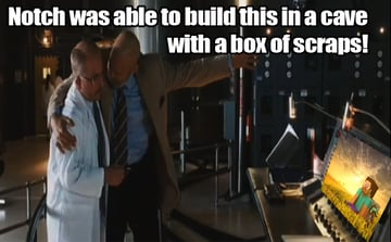 ...he had a box full of tinier boxes?