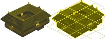 split big tile