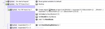 Match-3 Construct 2 tutorial