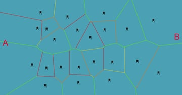 How to Use Voronoi Diagrams for Artificial Intelligence in Games