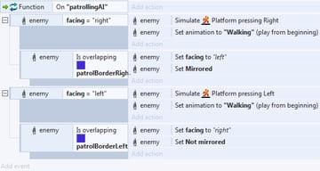 chapter 2 - patrolling AI