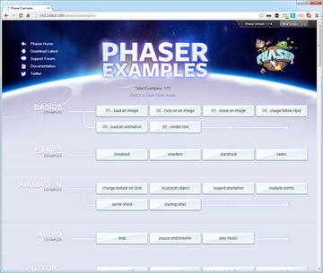 phaser-examples