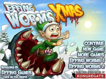Effing Worms - Xmas: Critique