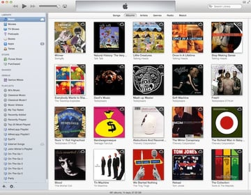 iTunes on your Mac requires Apple ID.