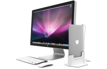 Companies such as Henge offer unique docking solutions for your Mac