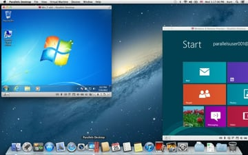 Software such as Parallels has allowed users access to Windows that's as easy as possible