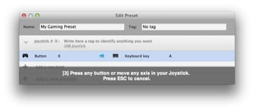 Scanning for a button press makes it much easier than figuring out which key is which