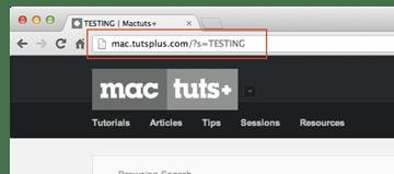 Search URL