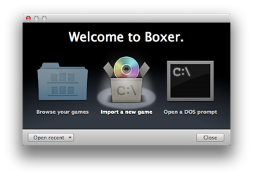 This app has quite the user interface for a simple emulator GUI, eh?