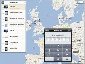 Find My Mac can remote lock your Mac