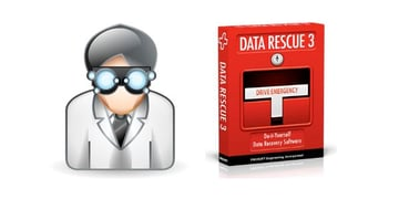 There are two popular data recovery apps that are very highly recommended, Disk Drill and Data Rescue 3