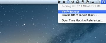 Using another Mac is just another way Time Machine can prevent data loss from becoming a problem!