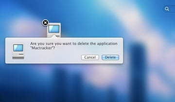 Removing apps can be done traditionally through the Applications folder or even through Launchpad