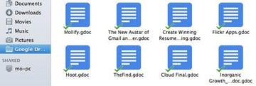 Google Drive in Finder