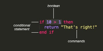 ApplScript can evaluate all kinds of different statements