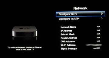Apple TVWiFi
