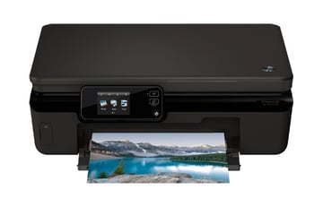 AirPrint-compatible printers are available from manufacturers such as HP
