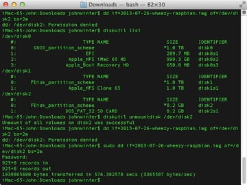 Confirmation of completion in OS X Terminal