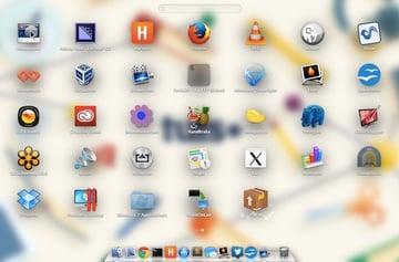 Launchpad on OSX