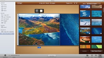Selecting from a pool of photos