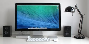 The Apple Thunderbolt Display