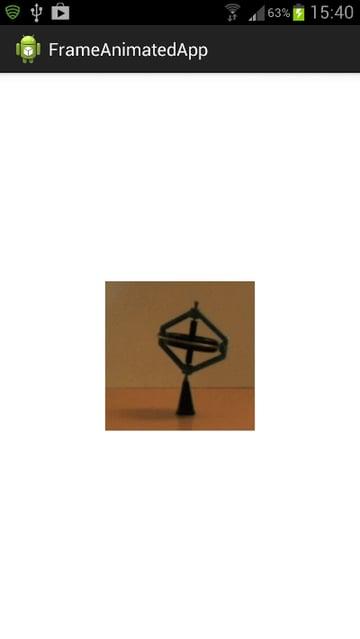 Gyroscope Animation